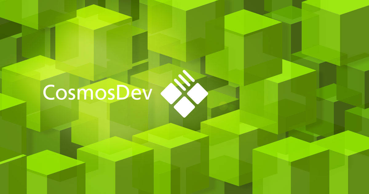 CosmosDev - Software- / Web-Development
